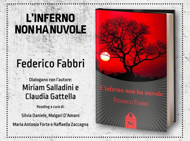 Federico Fabbri presenta il suo ultimo libro